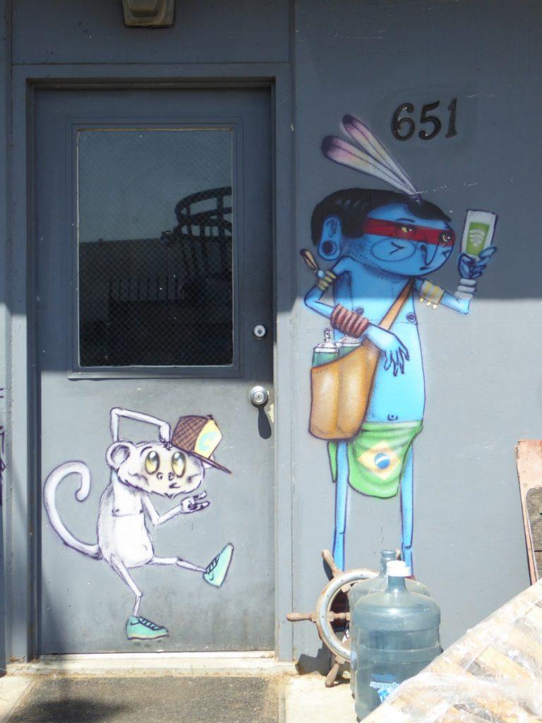 CRANIO - Big Arts Lab, 651 Clover St