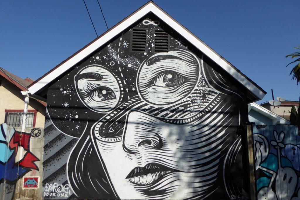 DOURONE - alley à côté de Gabba gallery 3126 Beverly Bd