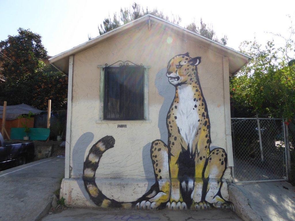 PHOBIK - Animal alley, 1412 Colton st, entre Glendale bd / Douglas st