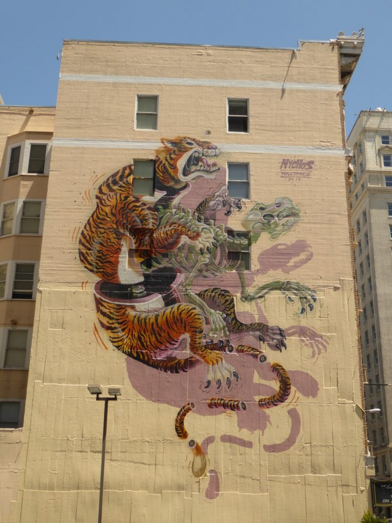 NYCHOS - Shannon st & Geary st