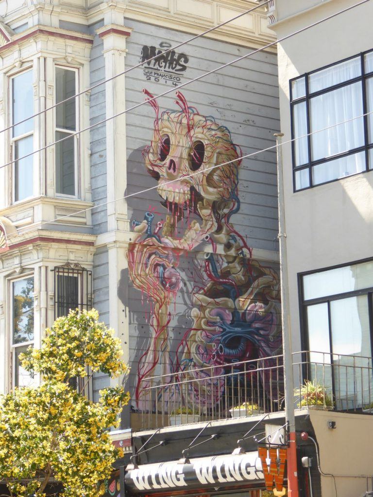 NYCHOS - 422 Haight st