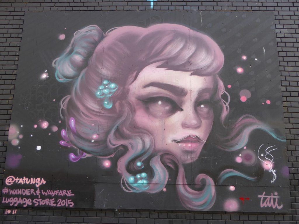 TATIANA SUAREZ - Jones st & Ellis st