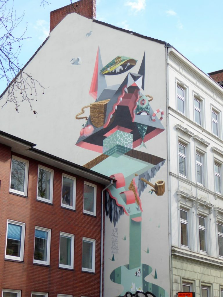 LOW BROS - Hambourg, Sankt Pauli
