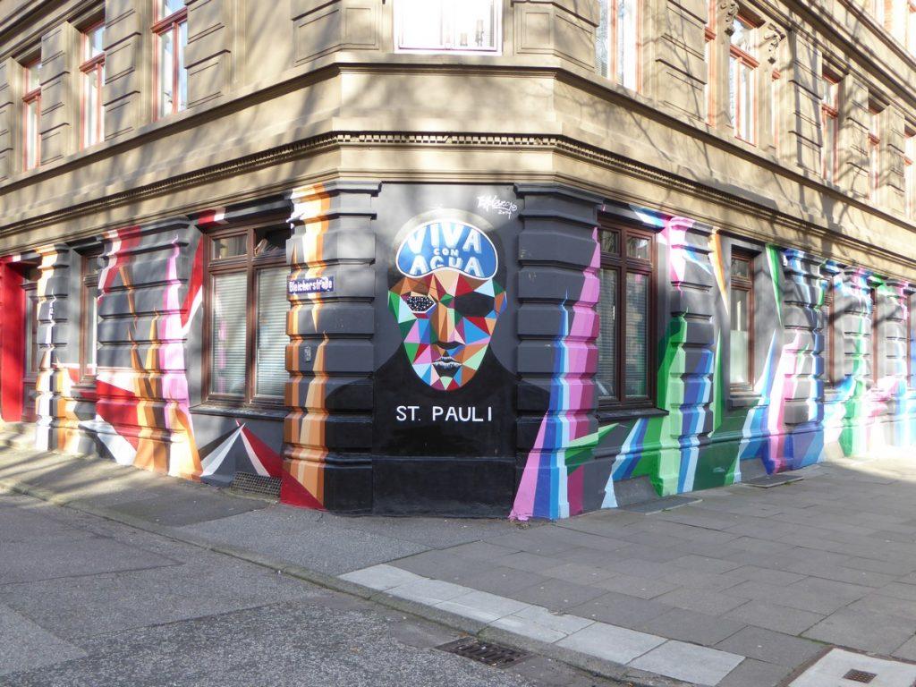 Hambourg, Sankt Pauli, Bleicherstraße