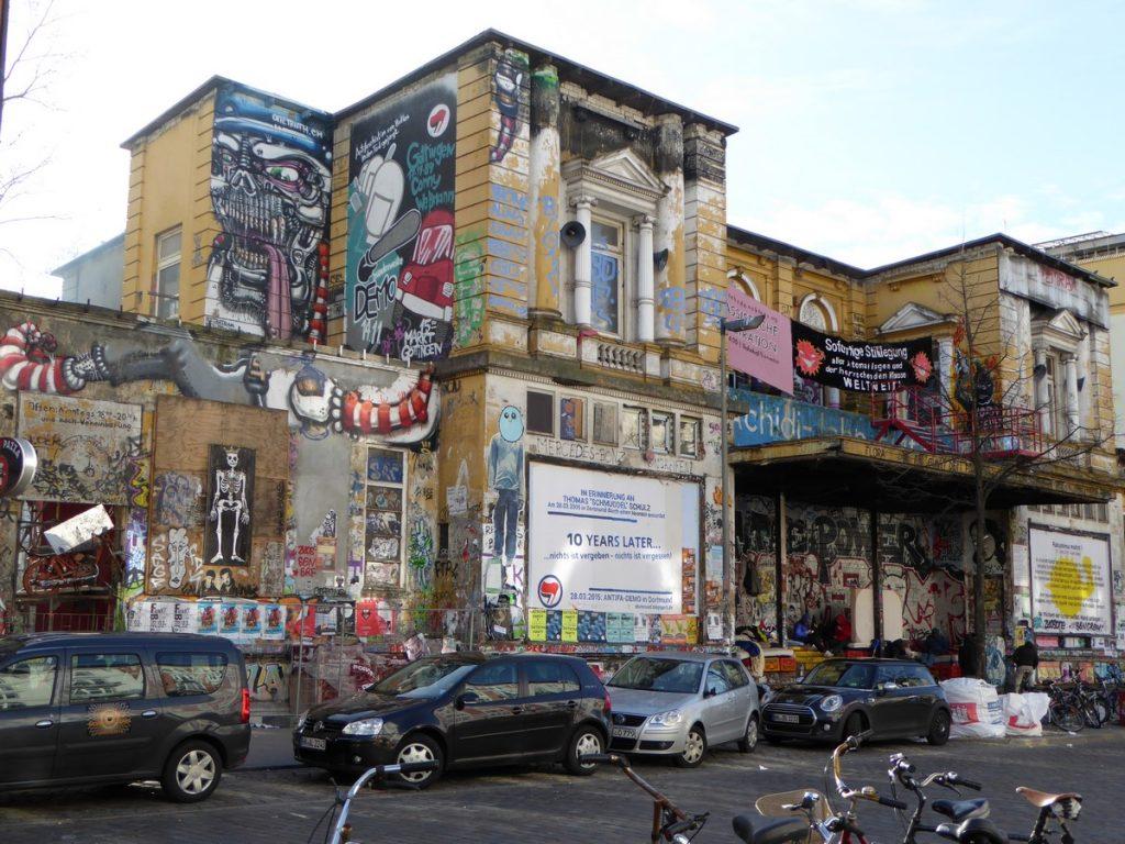 Hambourg, Sankt Pauli