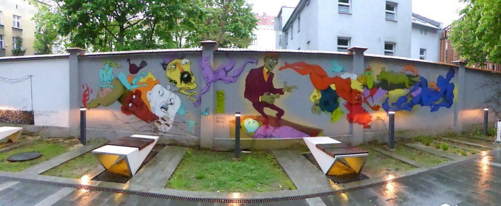 Małopolska Garden of Arts, 12 Rajska Street