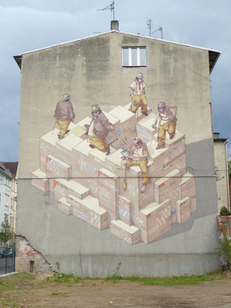 SEPE & CHAZME - Obrońców Bydgoszczy 11