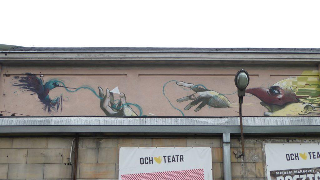 ETAM CRU - Och-teatr, Grójecka 65