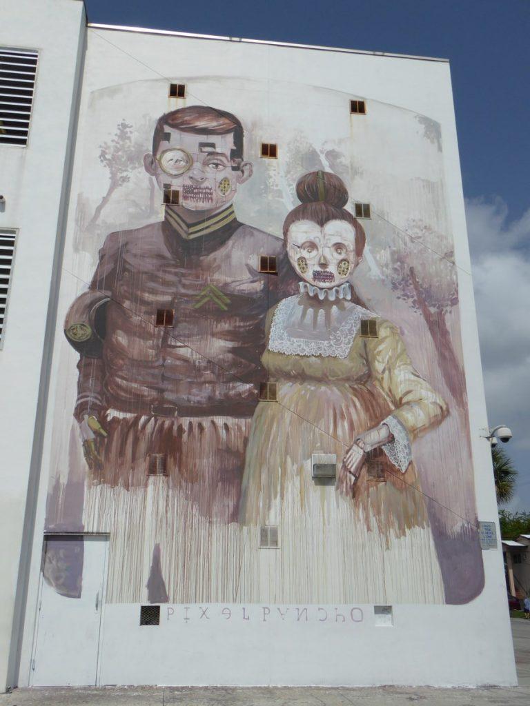 PIXEL PANCHO - Jose De Diego Middle School - NW 32 ST / NW 5AV