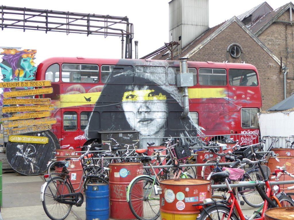 NILS WESTERGARD - Amsterdam Roest, Jacob Bontiusplaats