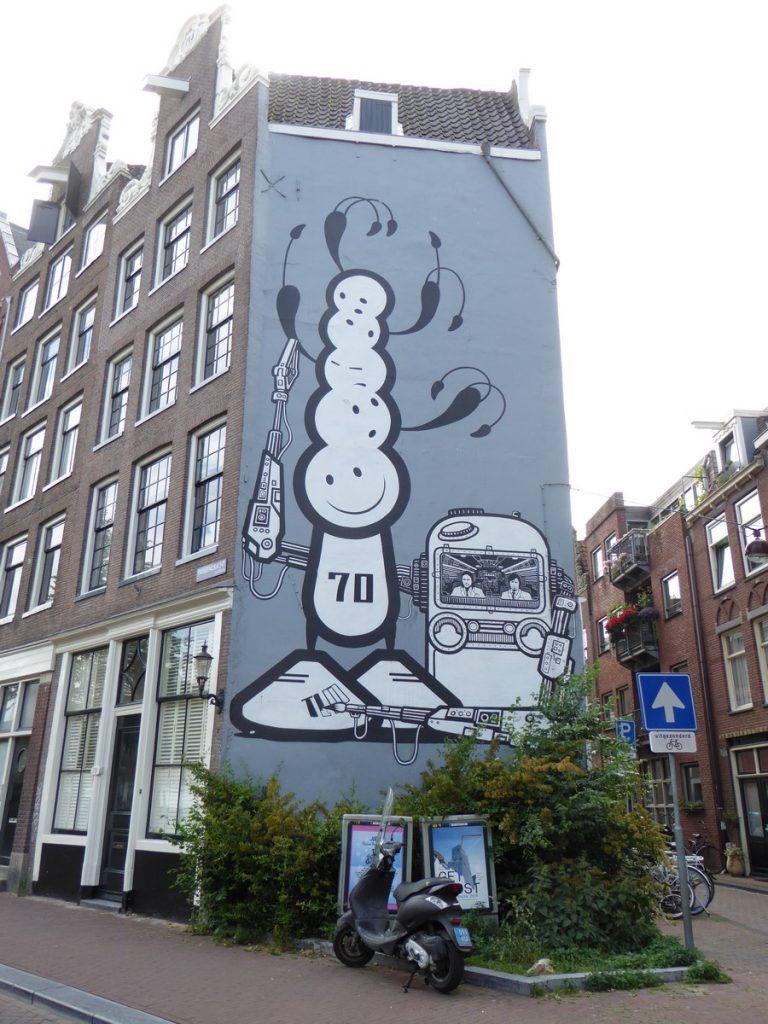 LONDON POLICE - Tuinstraat / Prinsengracht