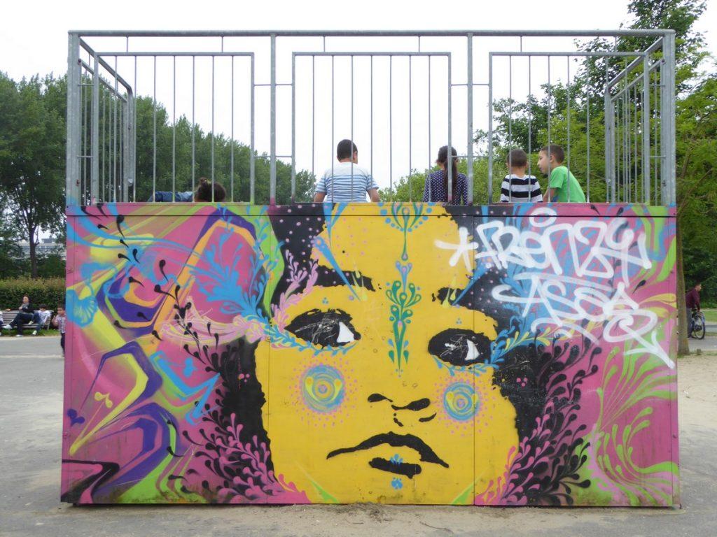STINKFISH - Skatepark in the Gerbrandypark