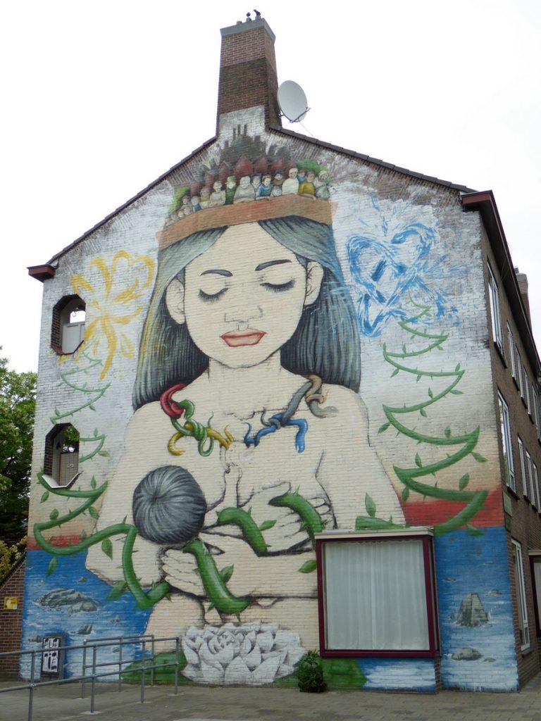 ALANIZ - Burgemeester Fockstraat / M.C. Addicksstraat