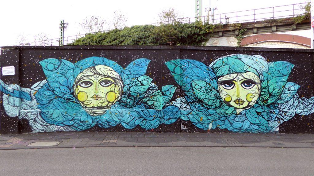 PAU QUINTANAJORNET - Cologne, Helliosstraße