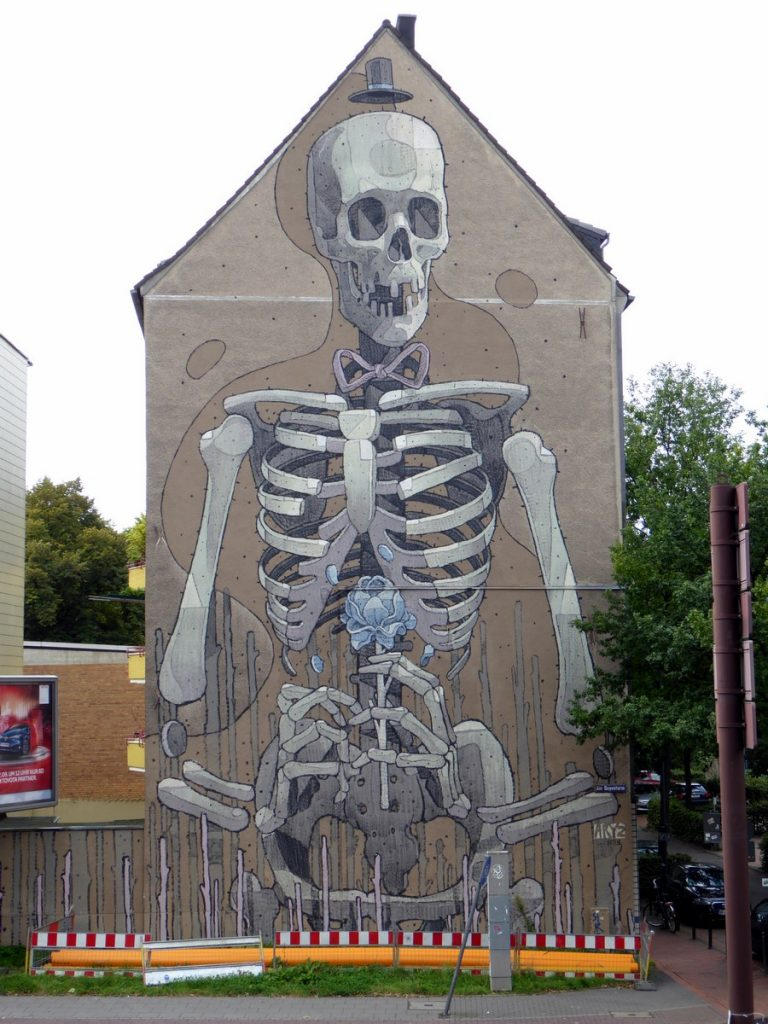 ARYZ - Cologne, Severinswall 54