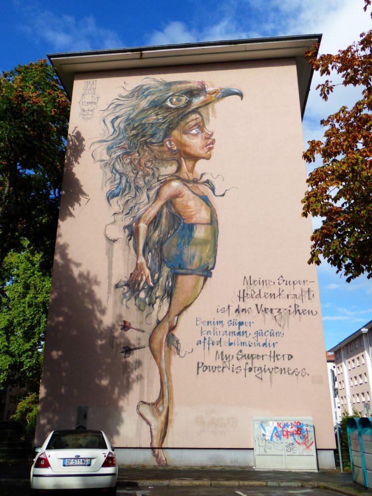 HERAKUT - Mannheim, E6 5