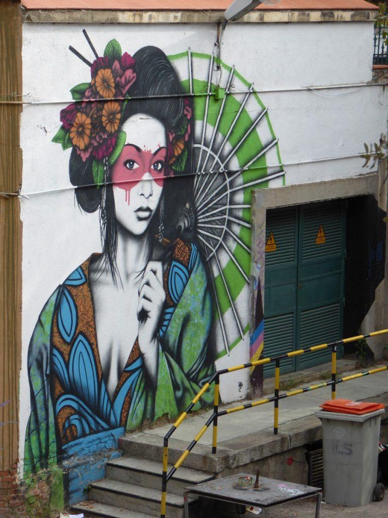 FINBARR DAC - La Tabacalera, Calle de Embajadores, 51 (cour intérieure)