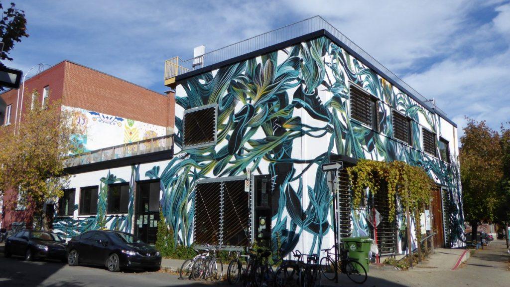 PANTONIO - 111 rue Roy / rue Coloniale