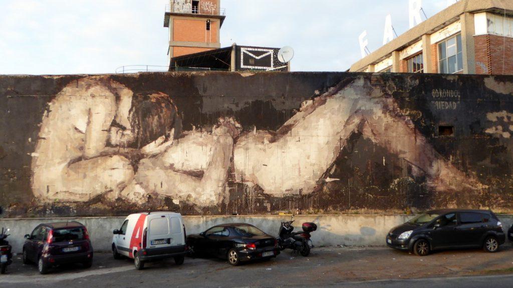 BORONDO - FART ART GALLERY 909 via Prenestina