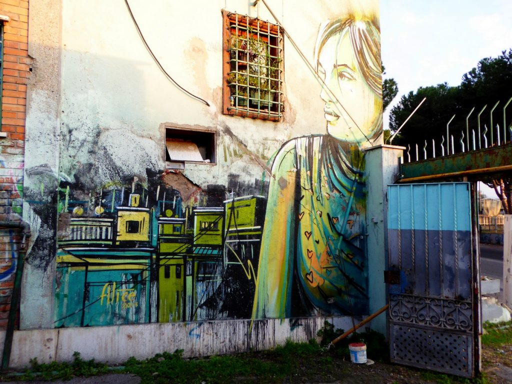 ALICE - FART ART GALLERY 909 via Prenestina