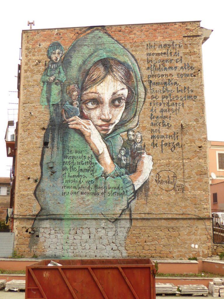 HERAKUT - via Capua 7