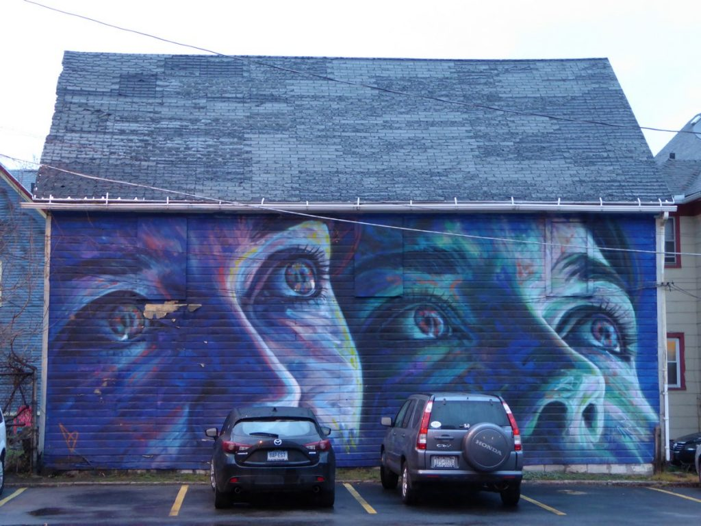 DAVID WALKER - Goodman St N juste après College Av