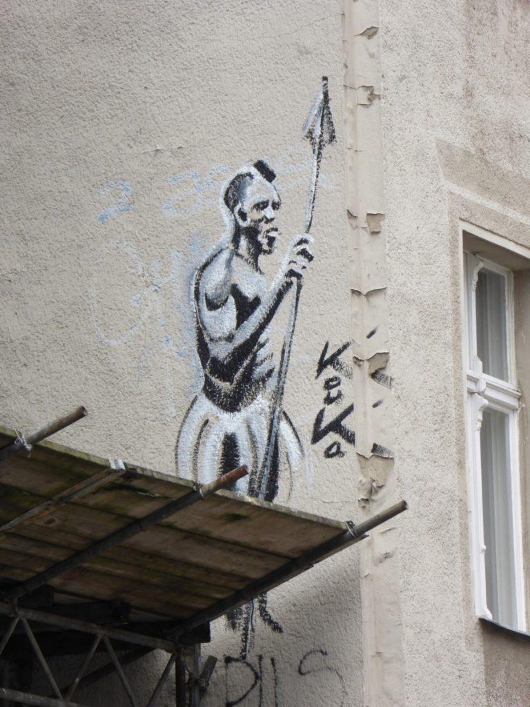 Les guerriers de KOUKA - Stadtbad - Gerichtstraße 65