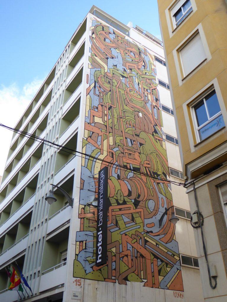 ARYZ - Calle Barroso