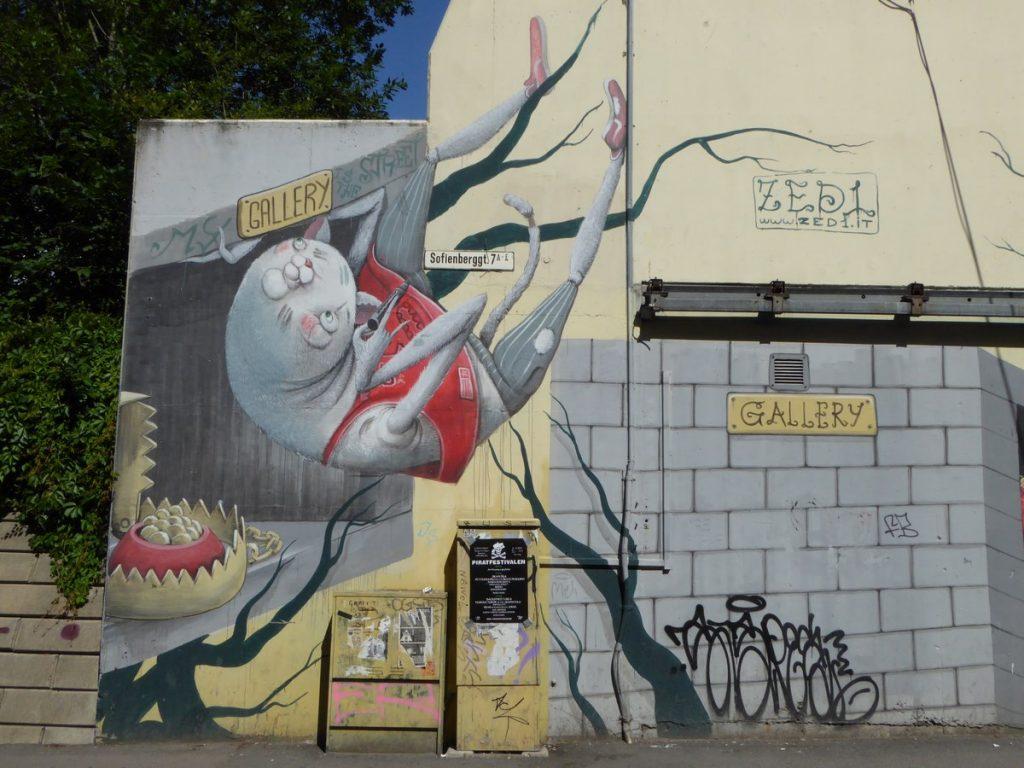 ZED1 - Nordre gate 16