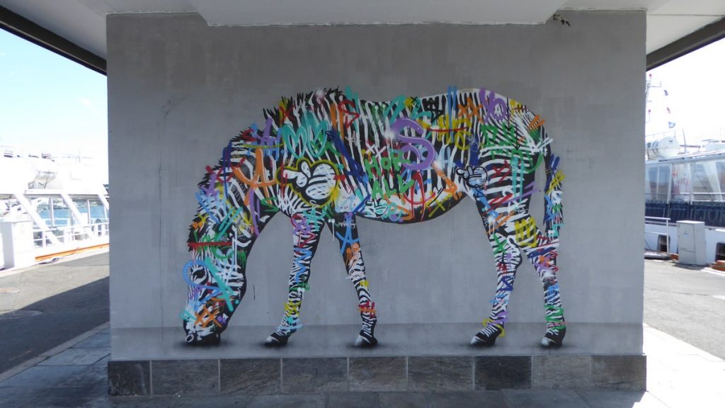 MARTIN WHATSON - Oslo harbour