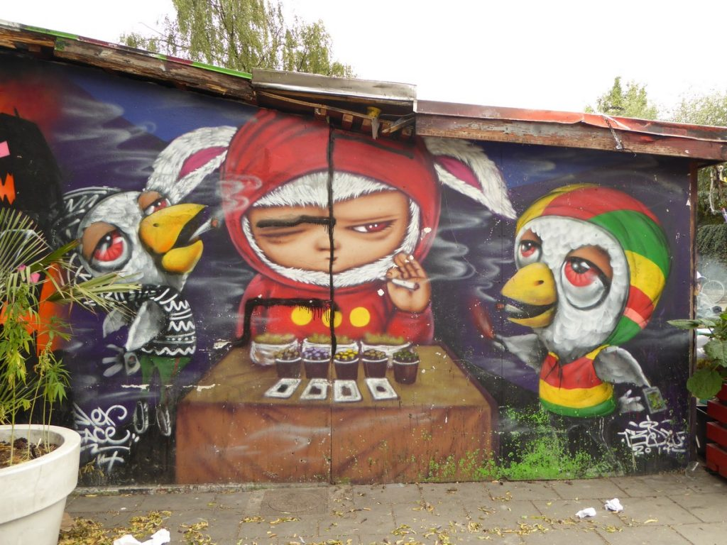 ALEX FACE + BON - Copenhague - Christiana