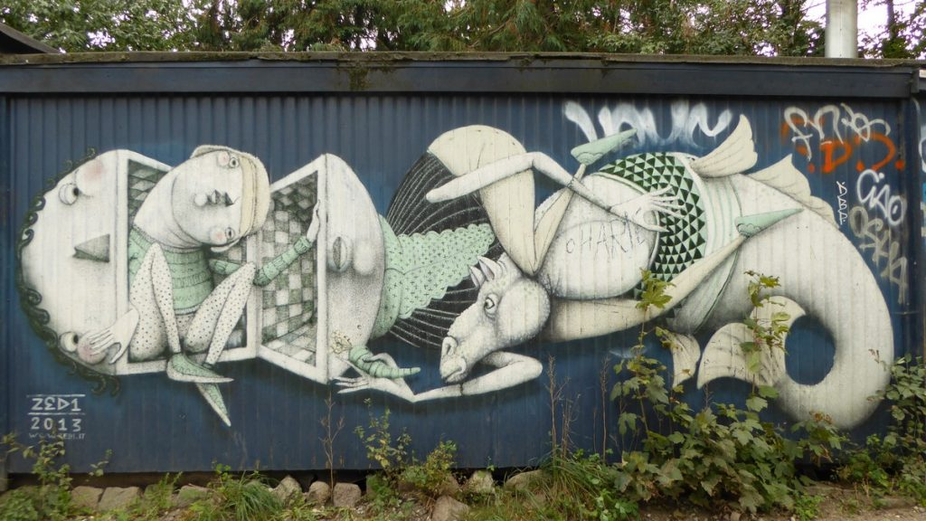 ZED1 - Copenhague - Christiana