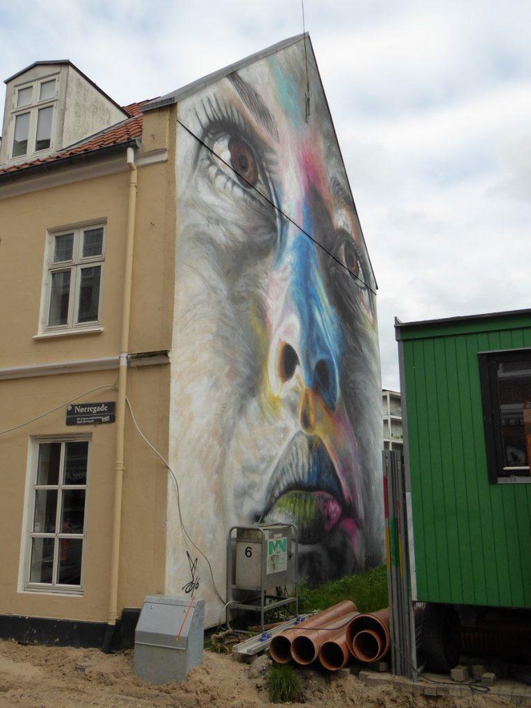 DAVID WALKER - Aalborg - Norregade