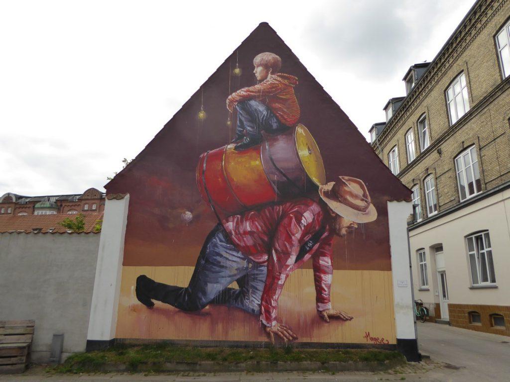 FINTAN MAGEE - Aalborg - 4 Sankt Hans Gade