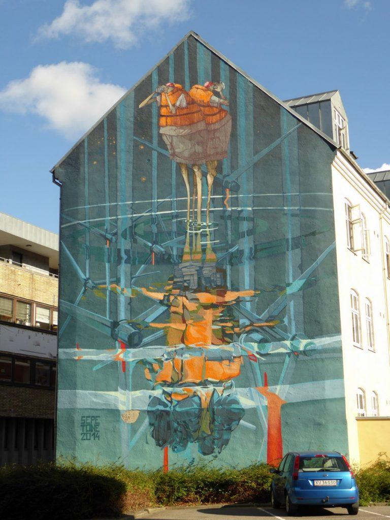 SEPE + TONE - Aalborg - 1A Ladegardsgade