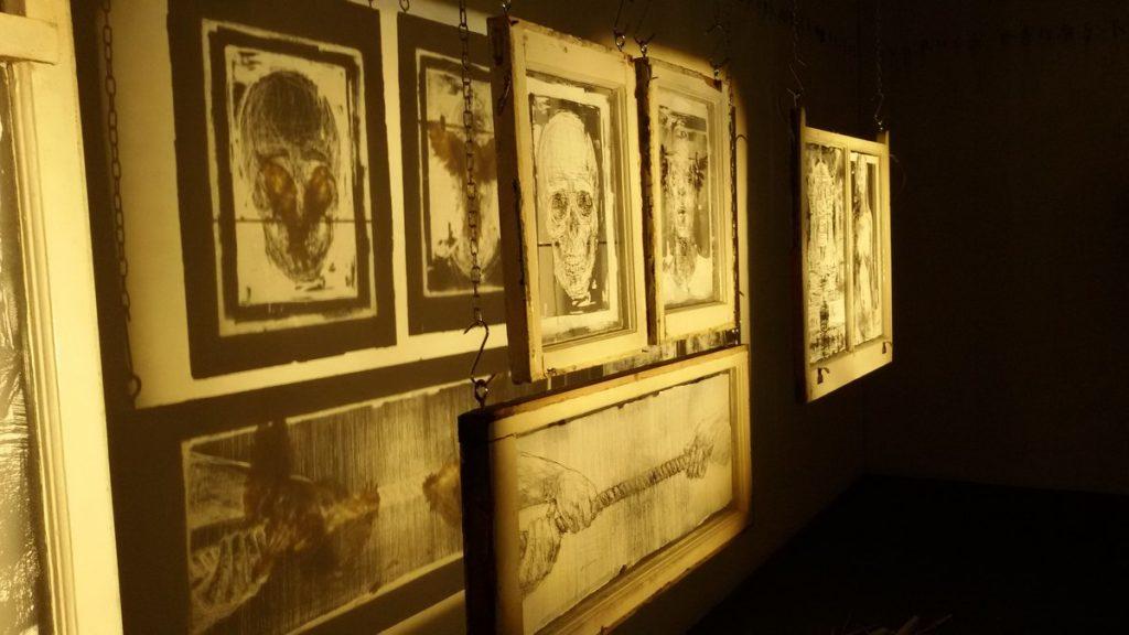 BORONDO - exposition 2015 - 28 Redchurch Street