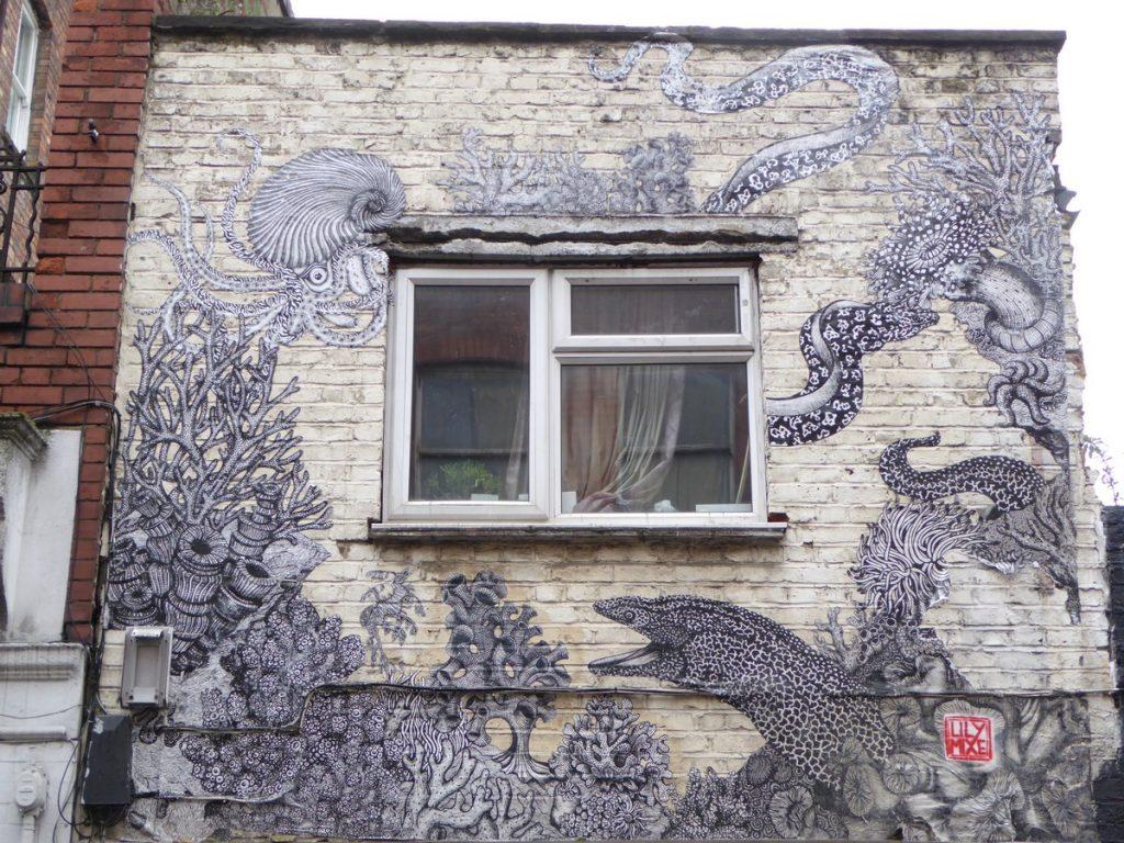 LILY MIXE - Handbury st & Brick Lane