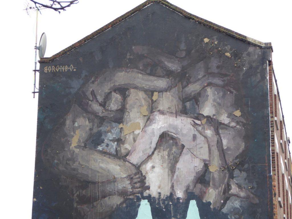 BORONDO - Sclater St