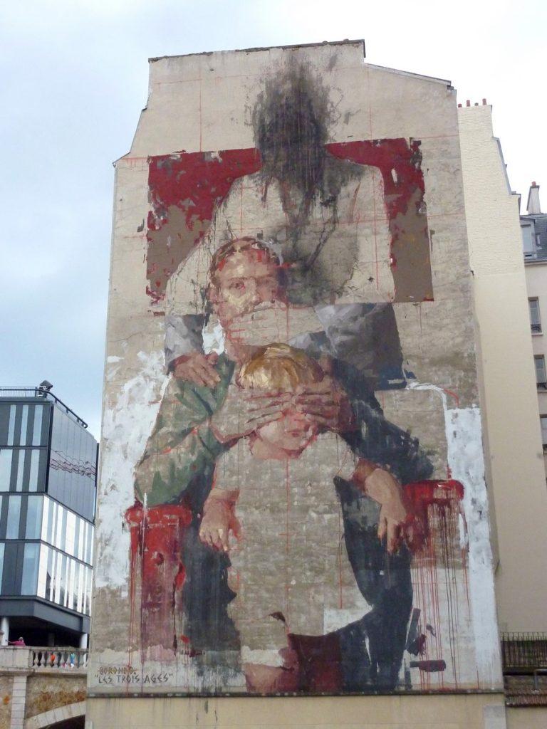 BORONDO - 93 rue de Chevaleret