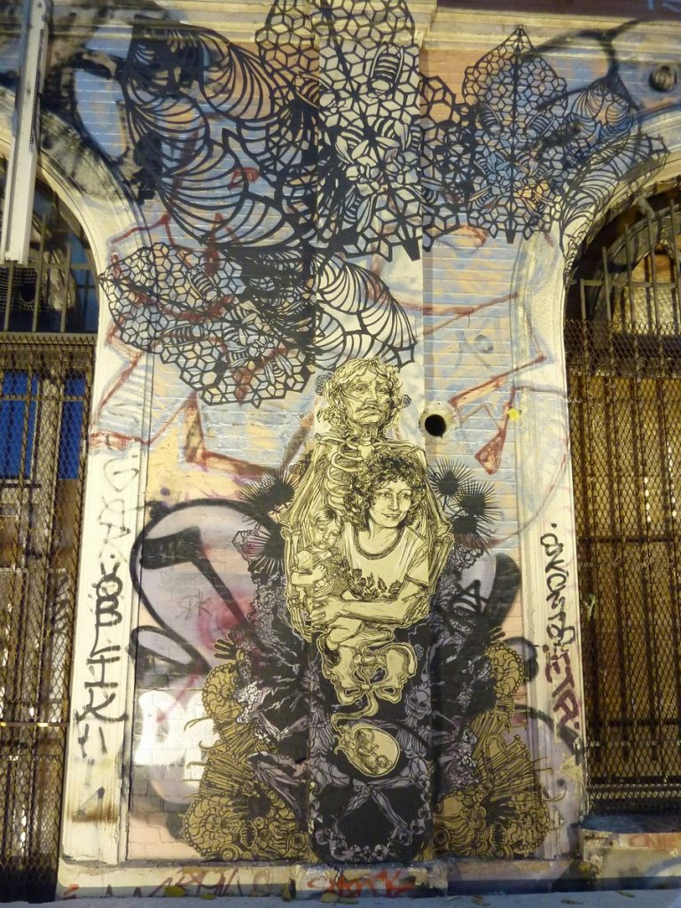 SWOON - Gare Massena