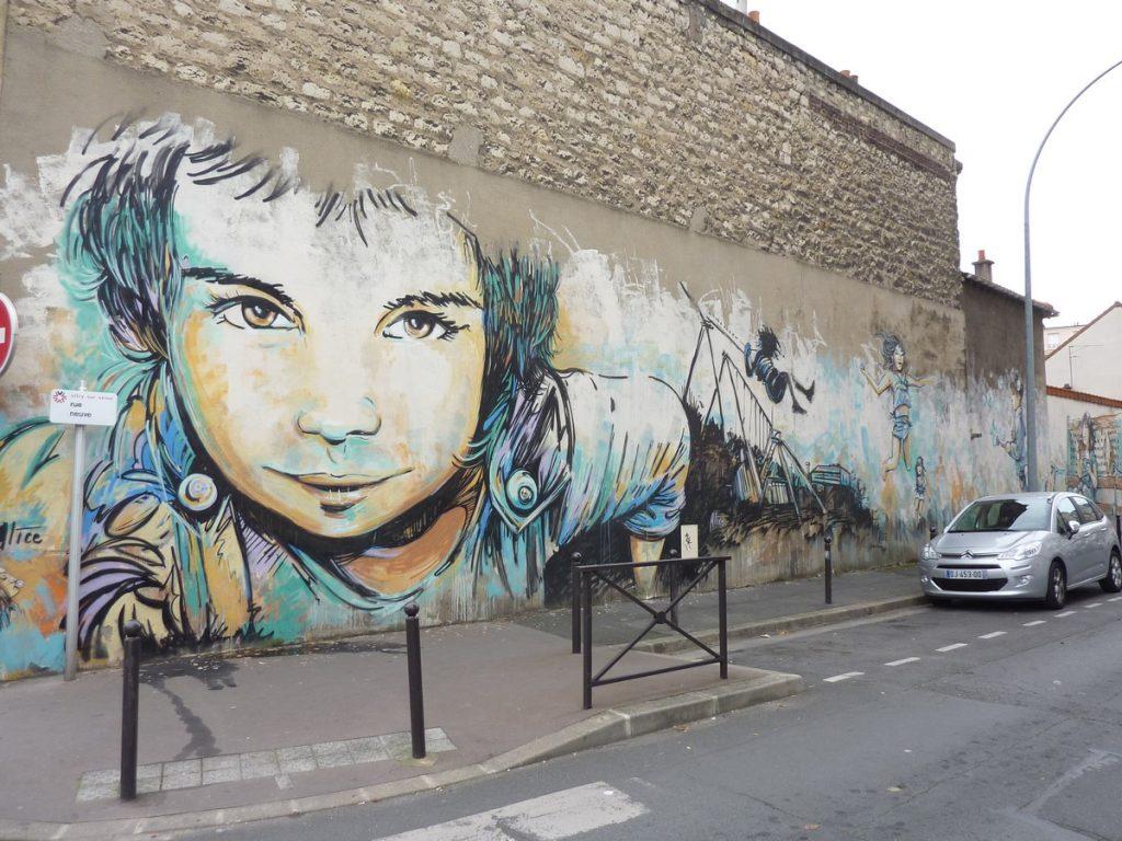 ALICE - rue Neuve / rue Gabriel Péri