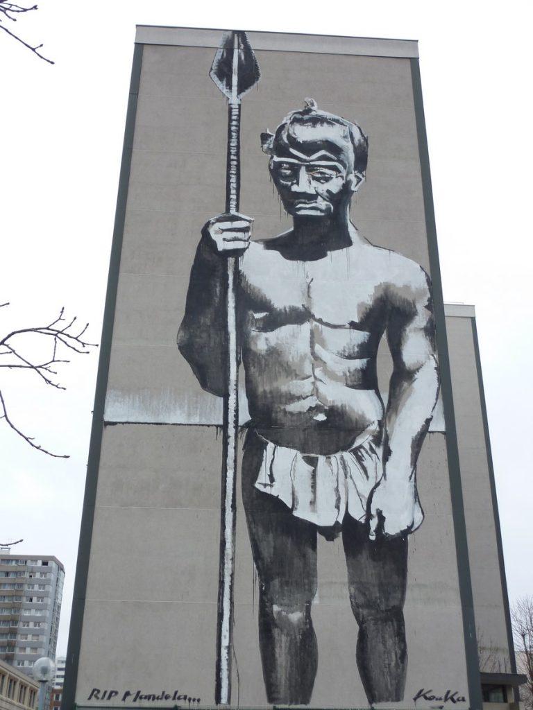 KOUKA - av. Henri Barbusse & rue Germain Defresne
