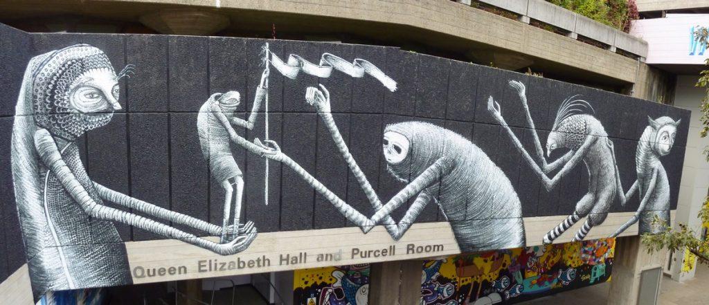 PHLEGM - Queen Elizabeth Hall