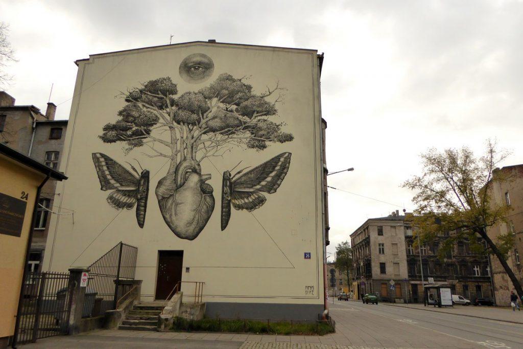 ALEXIS DIAZ - Lodz - ul. Kilinskiego 26