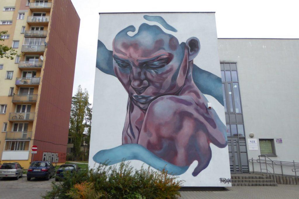 PAOLA DELFIN - Lodz - ul. Brzechwy 5
