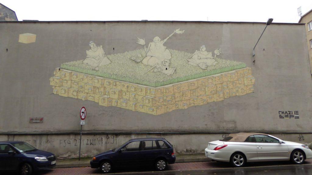 SEPE & CHAZME - Katowice - Drzymali & PCK Powstancow