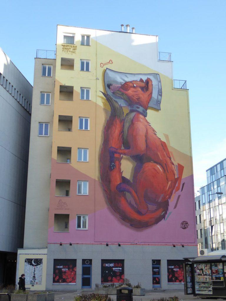 FAT HEAT - Bratislava - Kamenne Namestie