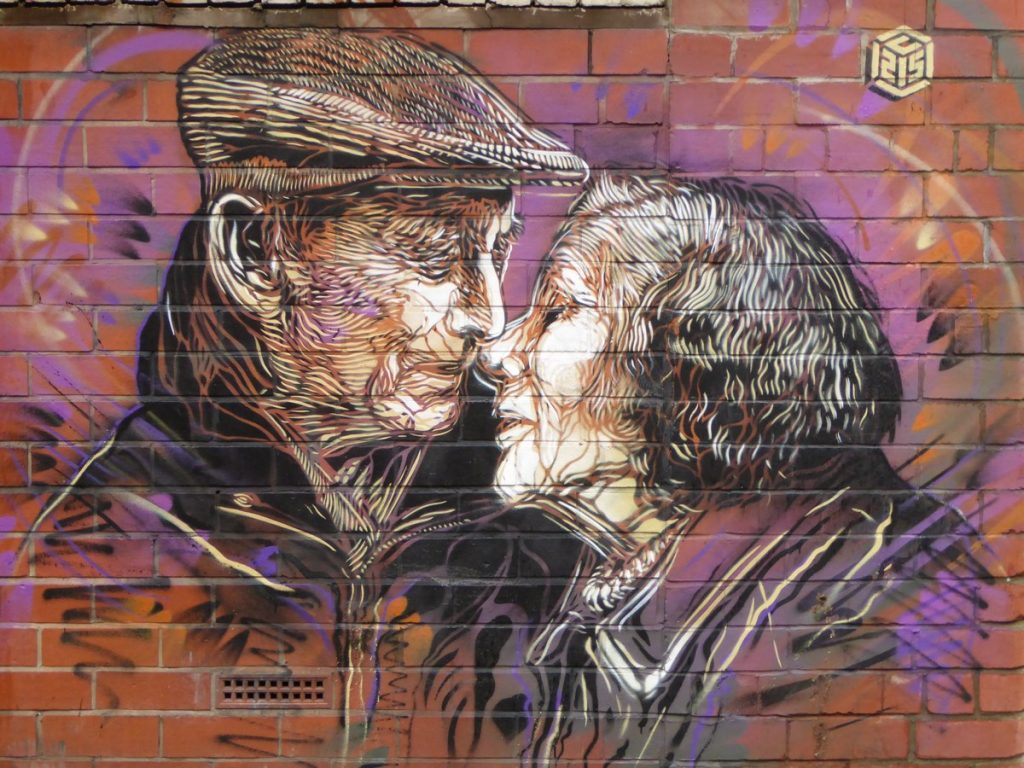 C215 - Manchester - Coin Warwick st & Spear st