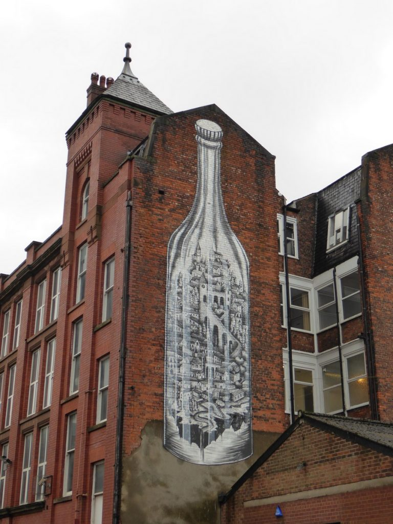 PHLEGM - Manchester - Cable st & Cross Keys st