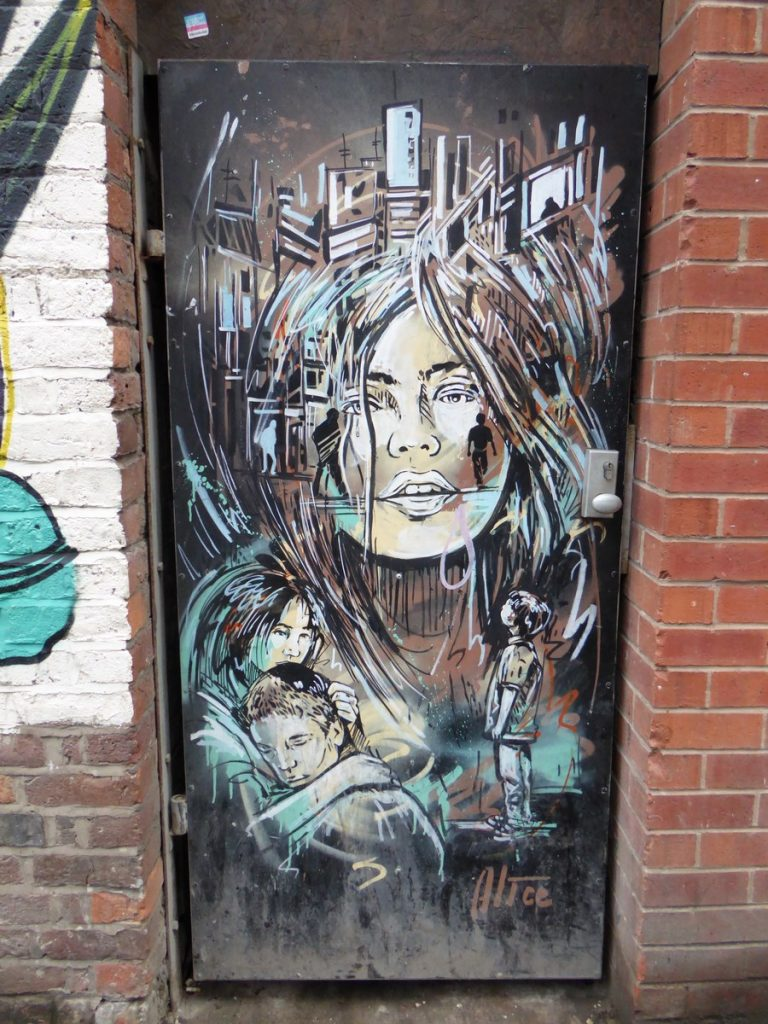 ALICE - Manchester - Edge st & Hare st